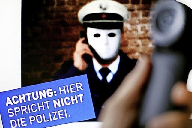 Fake-Polizisten scheitern erneut