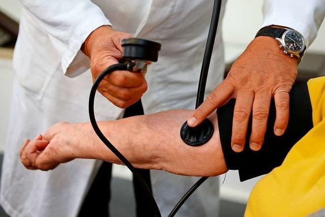 Im Oktober waren im Landkreis Lörrach 13 Hausarztstellen unbesetzt