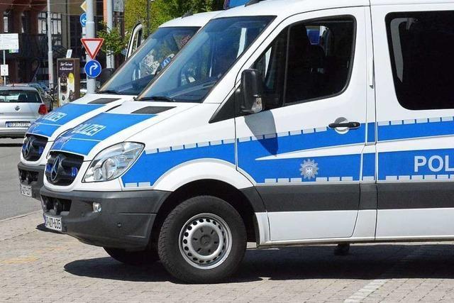 Bundespolizei durchsucht Wohnung in Lörrach wegen Verdacht des unerlaubten Waffenbesitzes
