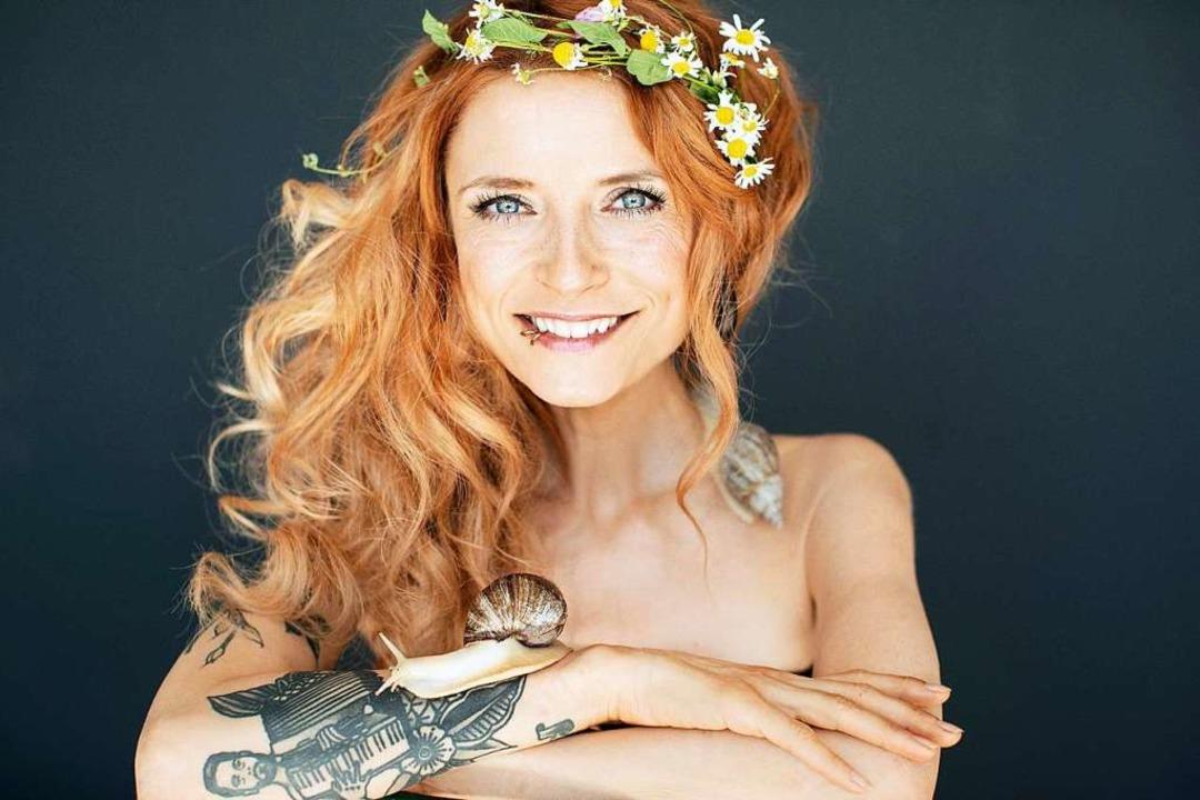 Sarah Lesch  | Foto: Sandra Ludewig