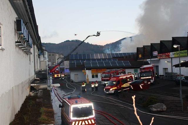 Großbrand auf dem Wehra-Areal kommt vor Gericht