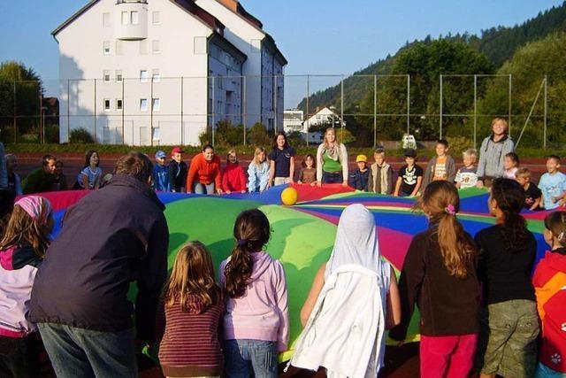 Waldkirch deckt fast alle Ferien mit Ganztagsbetreuung ab