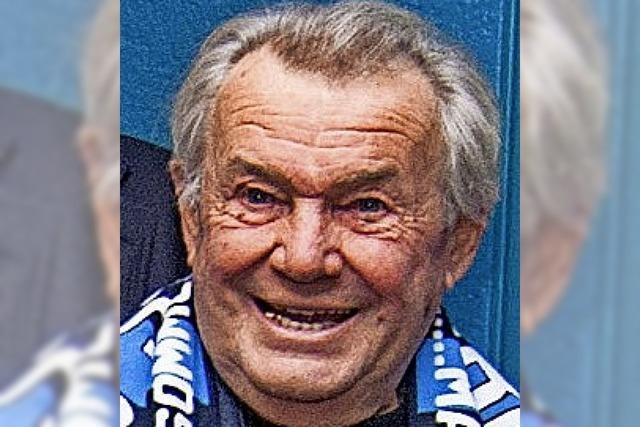 Hermann Baumann gestorben