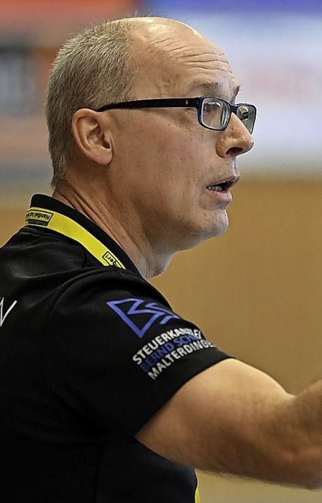 Manfred Chaumet beerbte Ole Andersen b...öndringen/Teningen bis zum Saisonende.  | Foto: Patrick Seeger