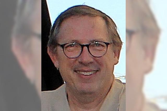 André Glod ist wieder im Ortschaftsrat