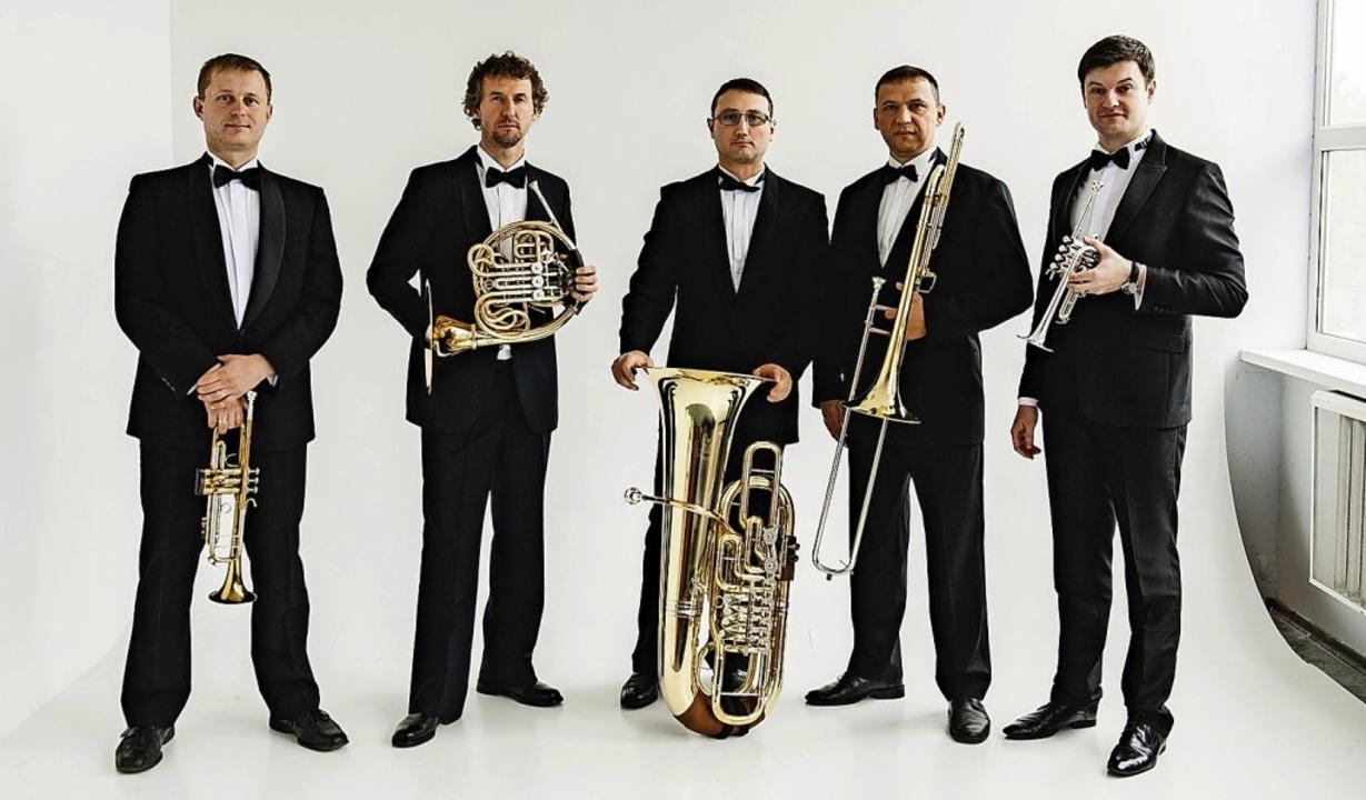| Foto: Brass Quintett Academy