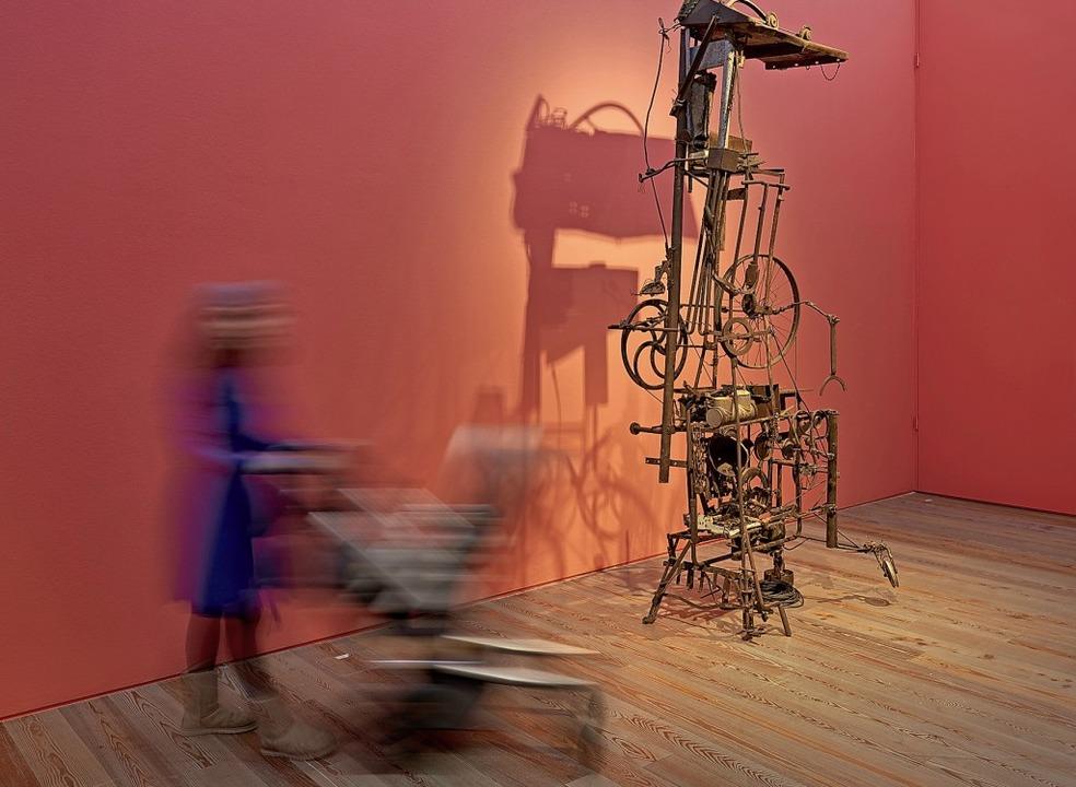 | Foto: Daniel Spehr (Museum Tinguely, Basel)