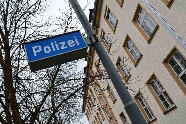 Ein Mann, der im Schopfheimer Polizeirevier ausgerastet ist, muss in Haft