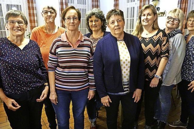 Landfrauen sind vielseitig aktiv