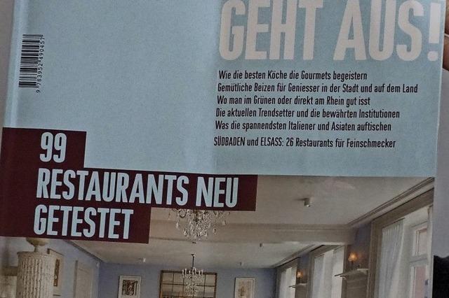Basel geht aus – auch im Deutschen