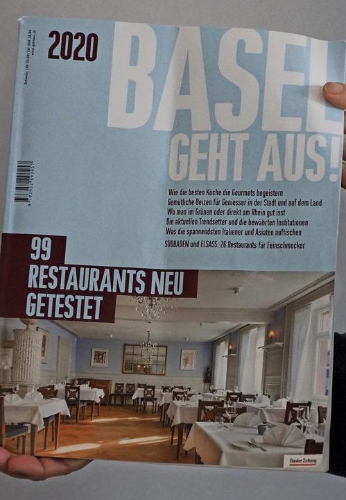 Drei Restaurants aus der Stadt wurden in den Führer  neu aufgenommen.  | Foto: Herbert Frey