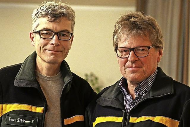 Hansjörg Bockstaller wird neuer Förster in Stegen