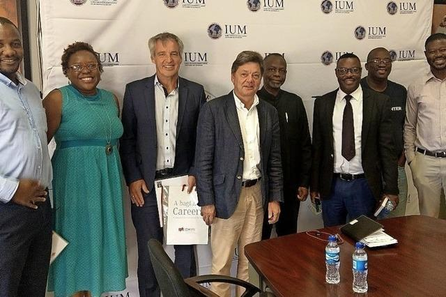 Studiengang Tourismus kooperiert mit Namibia