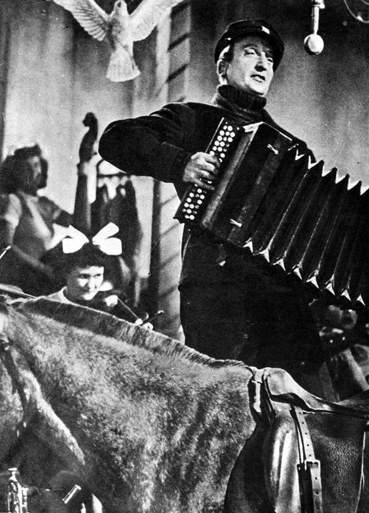 Hans Albers in seiner Paraderolle als Seemann Hannes Kröger    Foto: usage worldwide, Verwendung weltweit