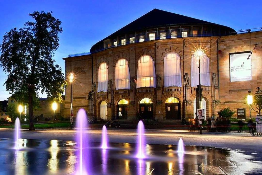 Das Theater Freiburg  | Foto: Thomas Kunz