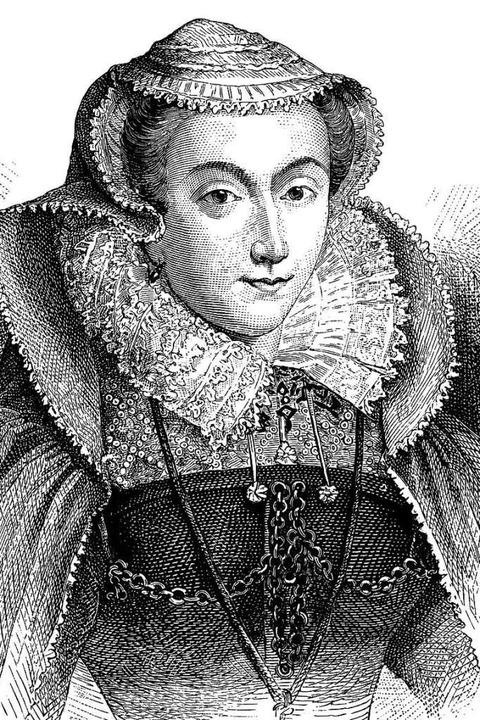 Maria Stuart  | Foto: Erica Guilane-Nachez - stock.adobe.com...raving from Ronjat & Hildibrand (1882)