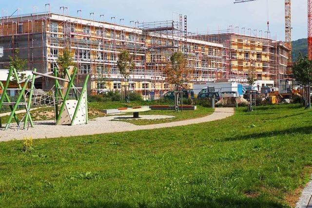 In Weil am Rhein herrscht großer Druck auf dem Wohnungsmarkt