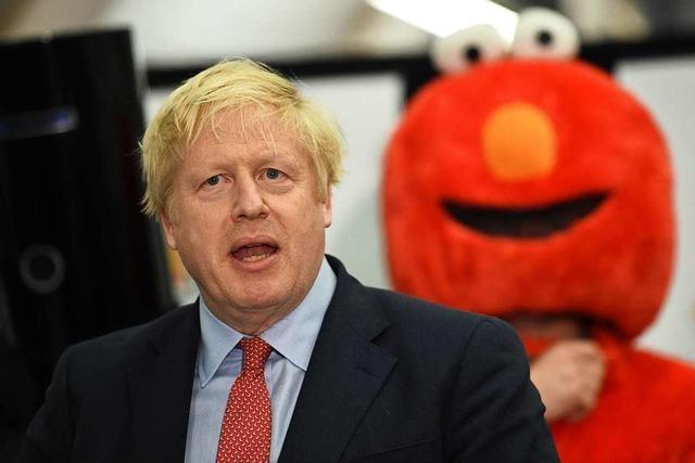 Wahlsieger Johnson sieht machtvolles Mandat für Brexit