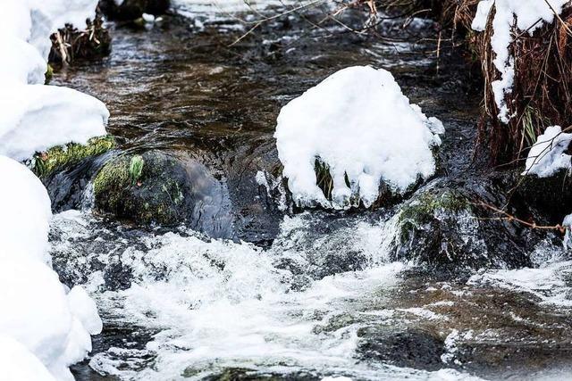 Neuschnee und Glätte: Freitag wird winterlich im Südwesten