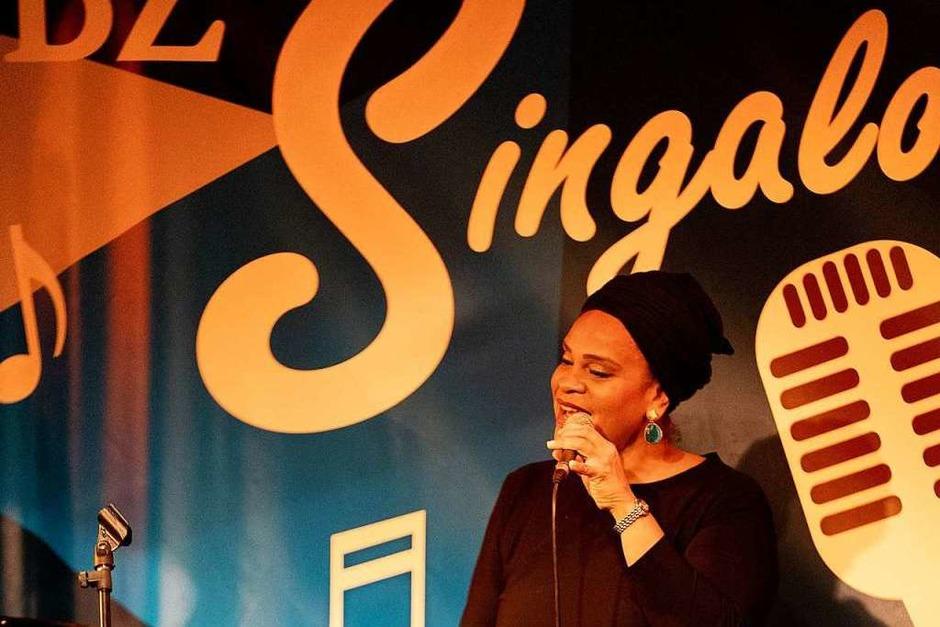 Singen macht glücklich (Foto: Fabian Rudolph)