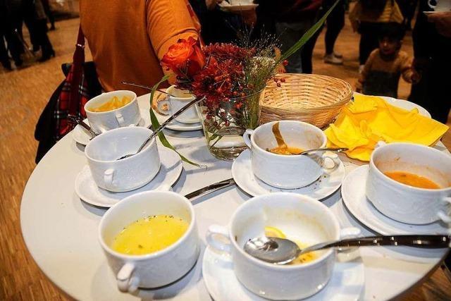 Läuft der Lahrer Stadtgulden dem Suppenfest den Rang ab?