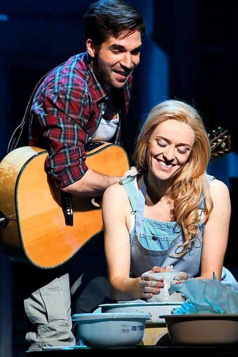 Wahre Liebe: Sam und Molly  | Foto: Stage Entertainment