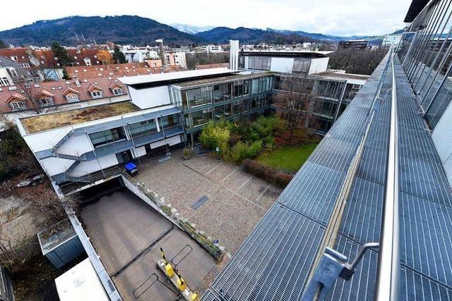 Wie ein Statiker die Lösung für IHK und Crash-Areal in Freiburg fand
