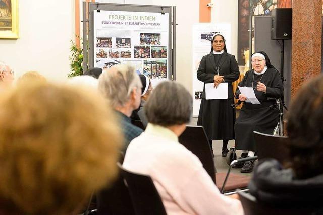 Bei BZ-Hautnah erfahren Leser mehr über die Elisabethschwestern