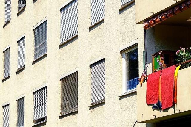 Bundesanstalt treibt die Mieten in Freiburg in die Höhe