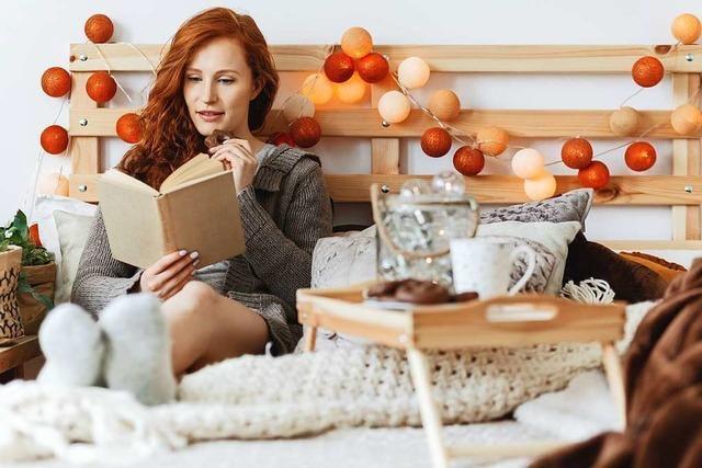 Lesen macht Freude – Fünf Buchtipps zu den Themen Fitness, Gesundheit und Sinnsuche