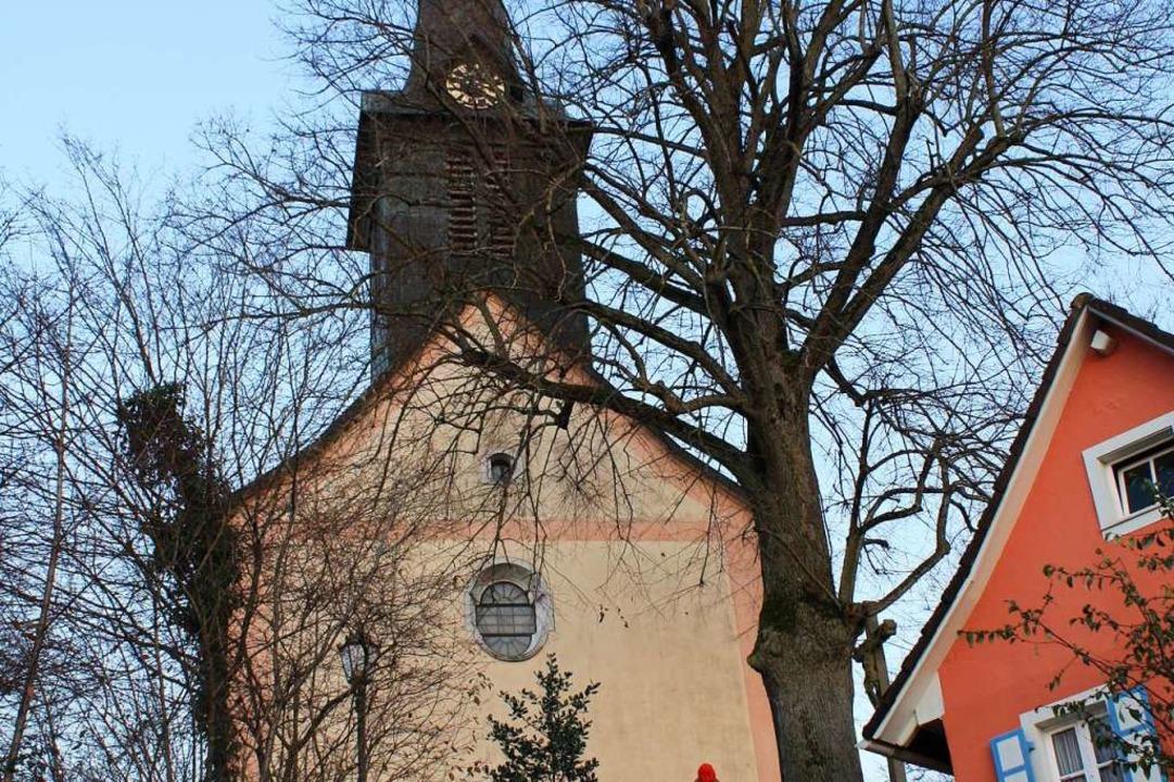 Die Kirche im Dorf lassen, das möchten...h bietet die Veranstaltung am Samstag.    Foto: Gabriele Fässler