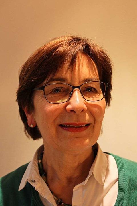 Barbara Klausmann    Foto: Gabriele Fässler