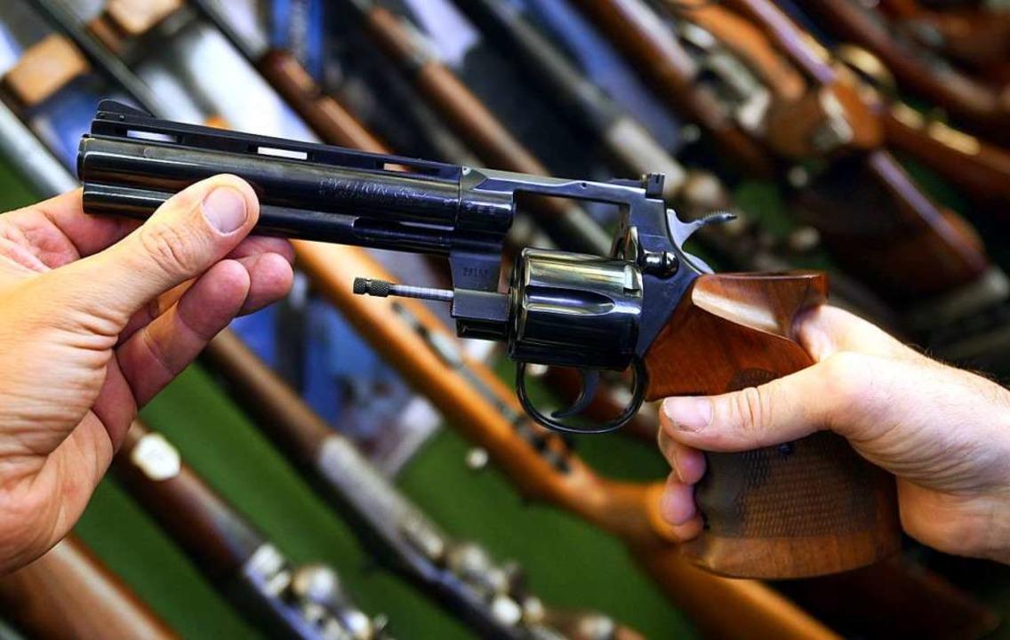 Wer kann sich eine Waffe kaufen?  | Foto: Karl-Josef Hildenbrand
