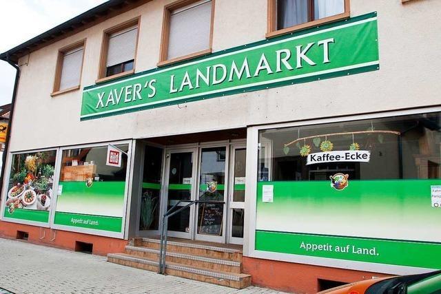 Xaver's Landmarkt schließt und die Alten sind die Verlierer
