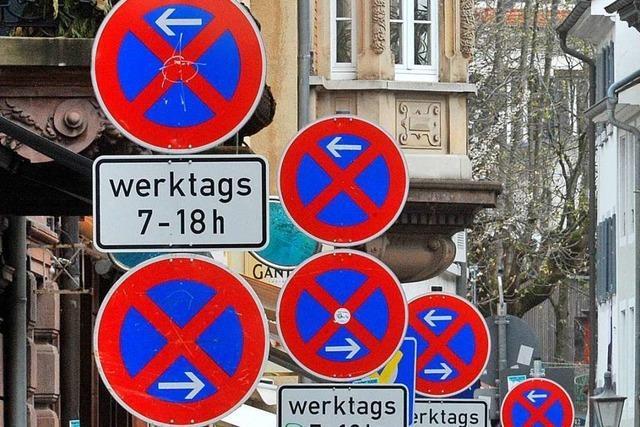 Parken auf der Schwarzwaldstraße in Ehrenkirchen soll geregelt werden