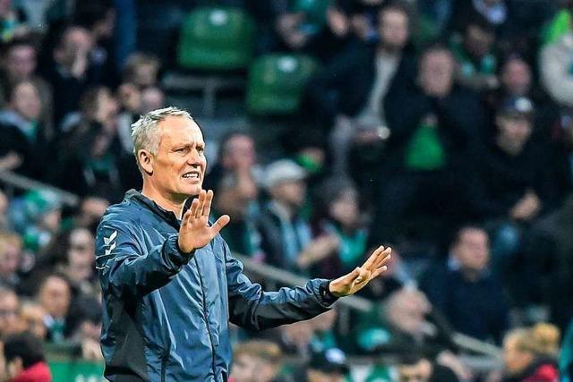 Streich freut sich auf Klinsmann – und kann Grifo wieder einplanen