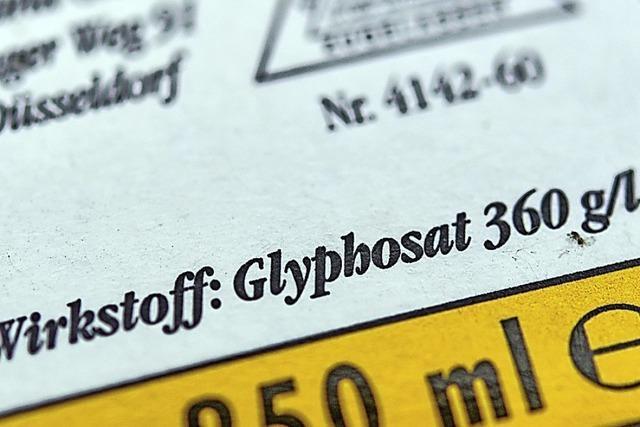 Bayer will weiter Glyphosat verkaufen
