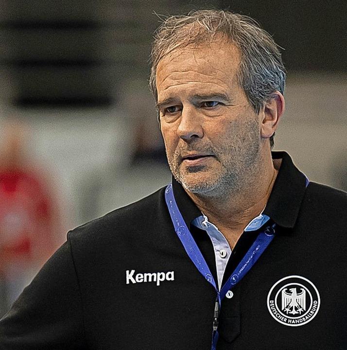 Enttäuscht: Henk Groener  | Foto: Marco Wolf (dpa)