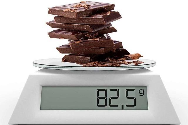 Schokoladen-Hersteller verschleiern steigende Preise mit ausgefallenen Gewichten
