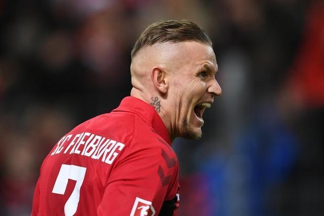 Liveticker zum Nachlesen: Freiburg verliert 0:1 wegen Darida-Tor