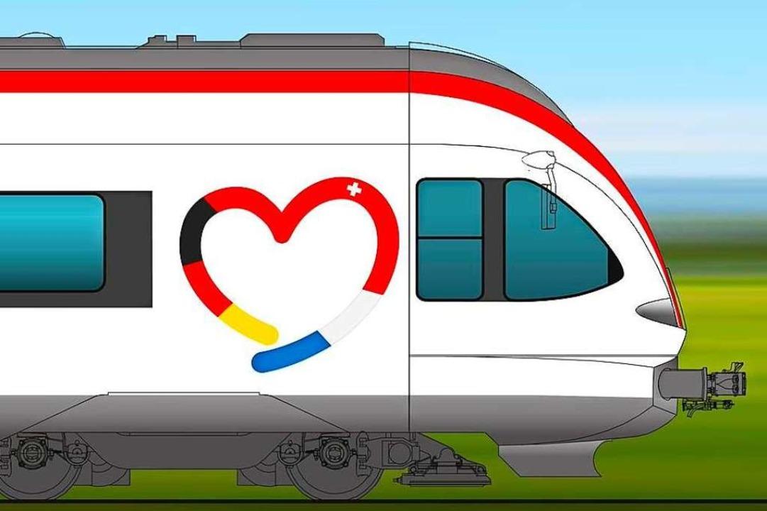 Das neue Logo der S-Bahn Basel    Foto: SBB