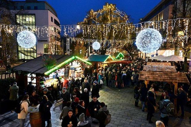 9 Tipps zum Shoppen, Staunen und Spielen auf dem Freiburger Weihnachtsmarkt