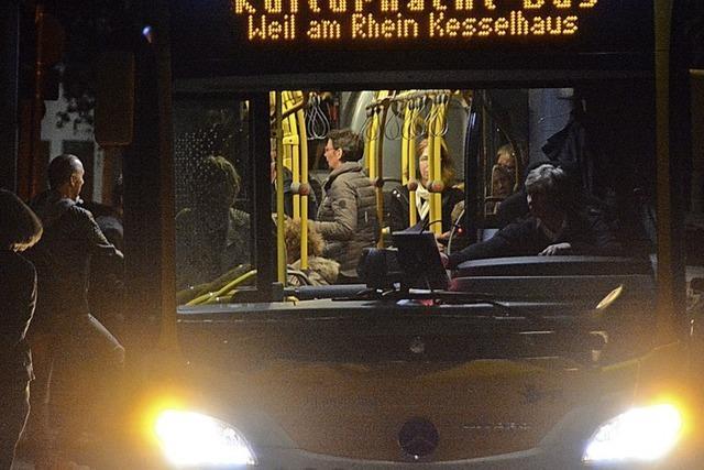 Kulturnacht Weil am Rhein – Lörrach