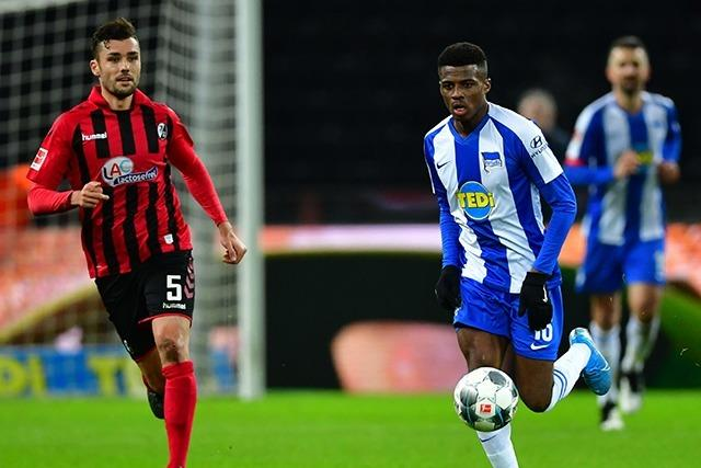 Fotos: Freiburg ist gegen Hertha BSC besser, verliert dennoch