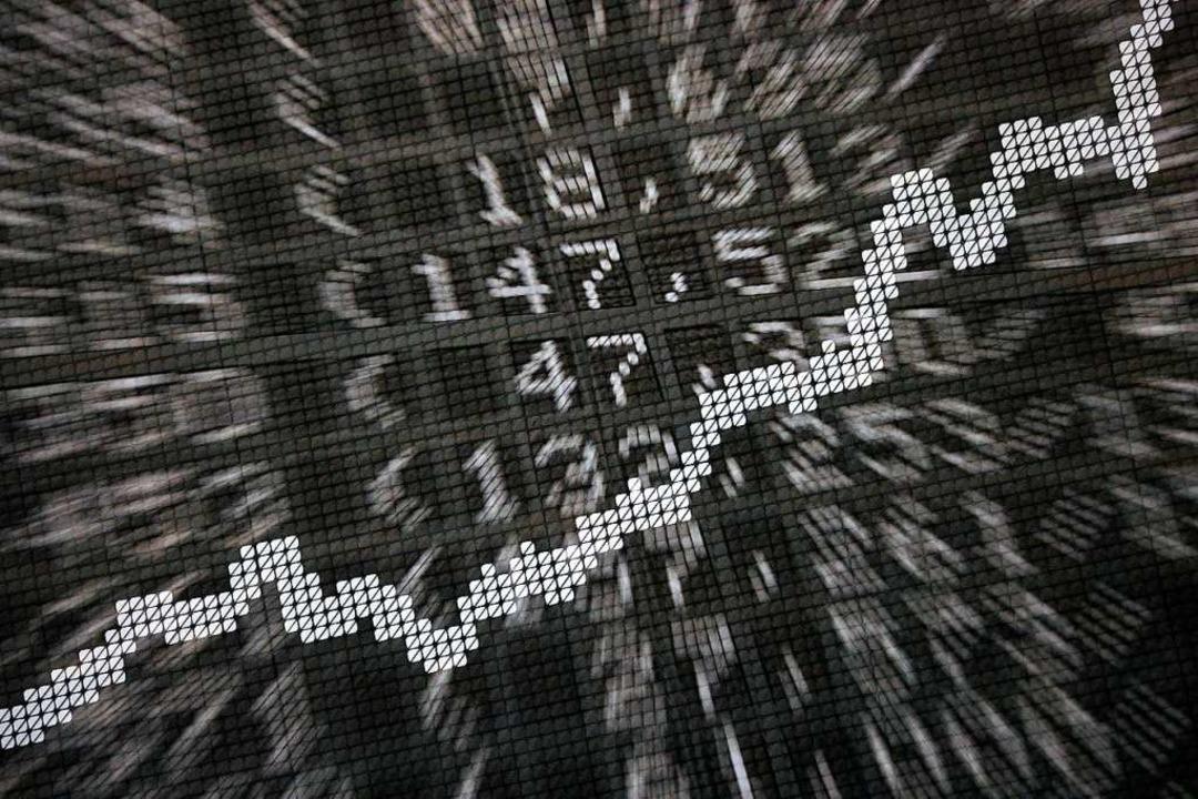 Langfristig in der Regel eine gute Geldanlage: Aktien     Foto: Daniel Reinhardt