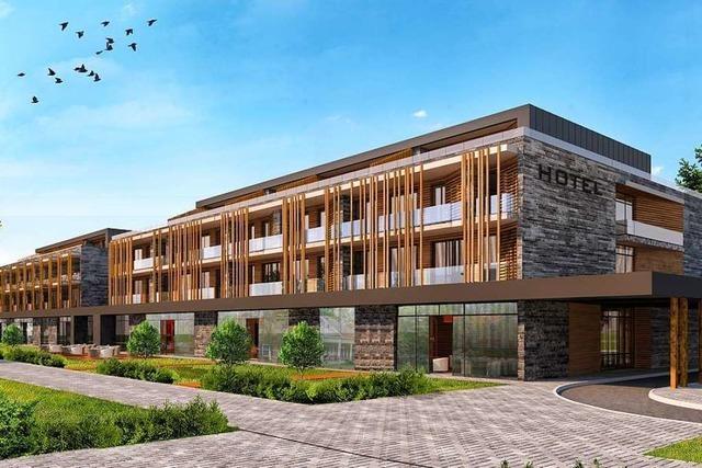 Wird das Hotel am Kurhaus in Kirchzarten gebaut oder nicht?