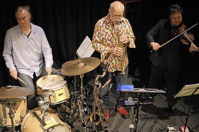 Hypnotische Rhythmen im Jazztone