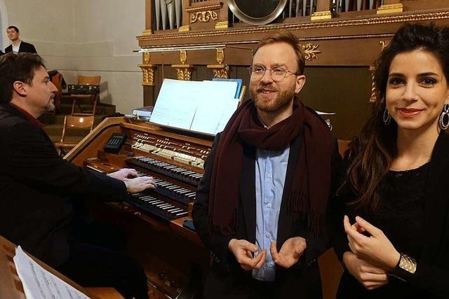 Festliche Musik aus dem 17. Jahrhundert erklingt für den guten Zweck