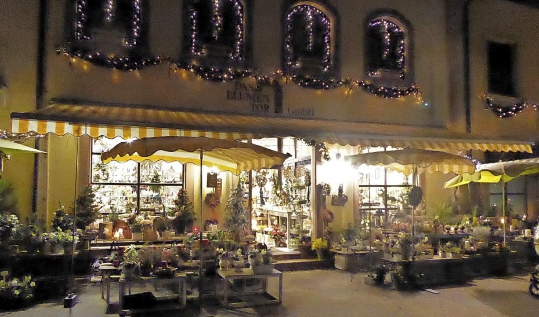 Die Geschäfte hatten länger geöffnet.  | Foto: Hans Jürgen Kugler