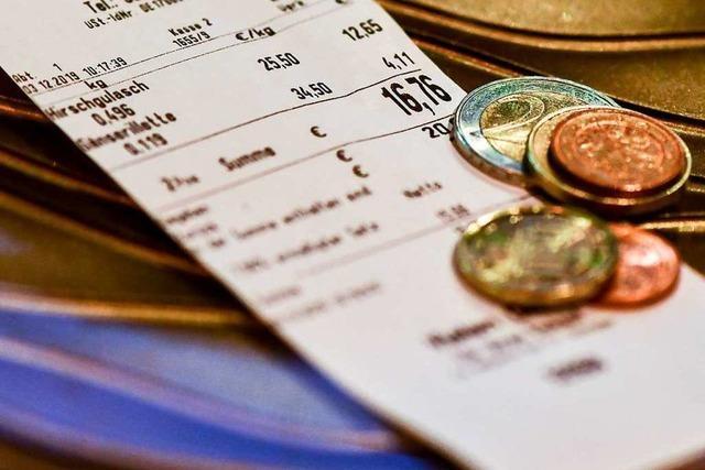 Gibt es bald Ausnahmen von der Kassenbonpflicht ?